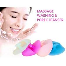 Pro Beauty Make Up Silicone Blackhead Remover Facial Face Brush Cleansing Pad LG