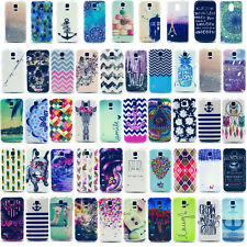 For Samsung Galaxy Phone Painted Pattern TPU Soft Case Cover Back Skin Hot Sale