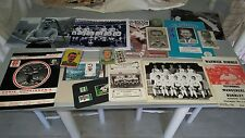 Football Memorabilia (Bolton Wanderers Football Club)