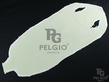PELGIO Real Genuine Polished Stingray Shagreen Skin Leather Hide Pelt Natural