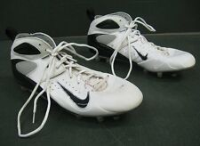 Nike Zoom Nextframe Next Frame Football Cleats Size 13 White/Black