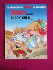 Asterix & The Black Gold - 1996 edition comic book, excellent condition