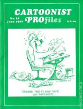 Cartoonist Profiles (1977) #82 VF- 7.5