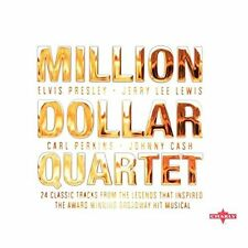 Million Dollar Quartet Jerry lee lewi, Carl Perkins, Johnny Cash Elvis Presley A