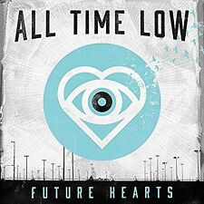 Future Hearts [12 inch Analog] All Time Low LP Record