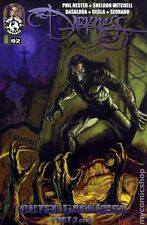 Darkness (2007 3rd Series) #92 FN