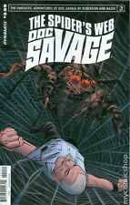 Doc Savage Spiders Web (2015 Dynamite) #2A NM