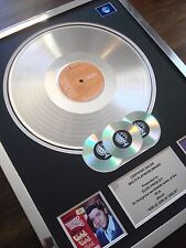 ELVIS PRESLEY GIRLS! GIRLS! GIRLS! LP MULTI PLATINUM DISC RECORD AWARD ALBUM