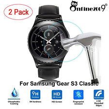 5PC HD Film LCD /Frosted Scrub Screen Protector Film For Samsung Gear S3 Classic