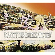 Houses Of The Holy [Remastered Original CD] Led Zeppelin Audio CD