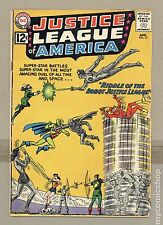 Justice League of America (1960 1st Series) #13 GD 2.0