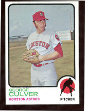 1973 Topps #242 George Culver NM 710890