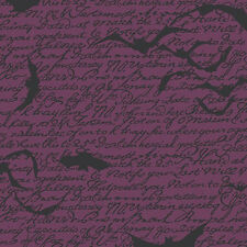 Chillingsworth's Spooky Ride Halloween Fabric Premium Cotton by Echo Park Paper