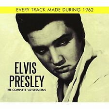 The Complete 62 Sessions Elvis Presley Audio CD