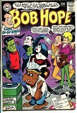 Adventures of Bob Hope #95-DC-vampire story-witch & werewolf cover-VG