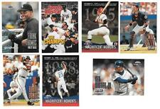 1998 Sports Illustrated World Series Fever Team Sets ** Pick Your Team Set **