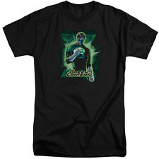 Justice League Green Lantern Brooding Mens Big and Tall Shirt