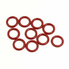 10 Pcs Soft Rubber O Rings Seal Washers Replacement Red 18mm x 3mm