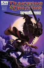 Dungeons and Dragons Forgotten Realms (2012 IDW) #5B VF