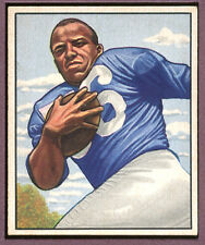 1950 Bowman Football #123 Buddy Young RC EXMT 94528