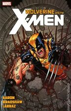 Wolverine and the X-Men TPB (2012-2014 Marvel) By Jason Aaron #8-1ST FN