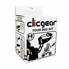 Clicgear 3.5 Tour Bag Bracket Kit - Black
