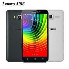 5.5 Inches HD Original Lenovo A916 Smartphone 4G MTK6592 Octa Core 13MP N7E1