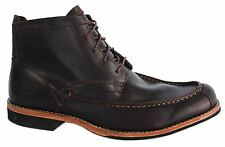 Timberland Earthkeepers MTC Mens Leather Brown Lace Up Boots 19564 D33