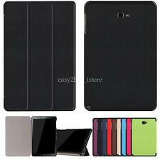 Folding Leather Case Cover Skin for Samsung Galaxy Tab A 10.1 2016 SM-P580 /P585