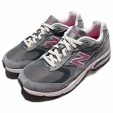 New Balance WW880HG2 D Wide Grey Pink Silver Women Running Shoes WW880HG2D