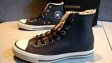NWT, $75 MSRP Unisex Converse Mens / Womens Lined CT Hi Win Storm Shoes #149725C