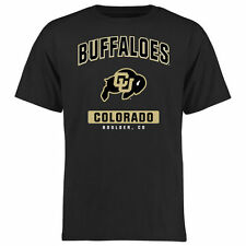 Colorado Buffaloes Black Big & Tall Campus Icon T-Shirt