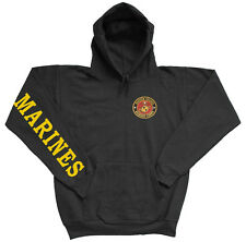 US Marines sweatshirt Men's size USMC hoodie marine corps sweat shirt hoody