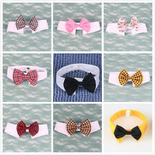 1pc Dog Cat Pet Adorable Puppy Kitten Fashion Toy Bow Tie Necktie Collar Clothes