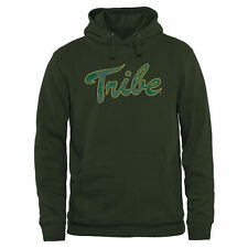William & Mary Tribe Green Classic Primary Pullover Hoodie