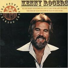 Country Collection,the Kenny Rogers Audio CD