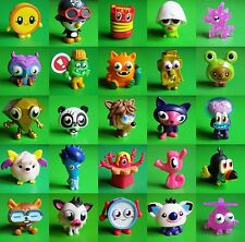 MOSHI MONSTERS FIGURES - LOTS TO CHOOSE FROM