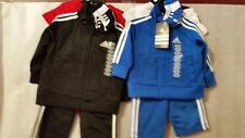 Adidas outfit boys 6M 12M New 4 pc outfit jacket pant onsie socks