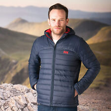 Mens Helly Hansen Fermos Jacket In Navy From Get The Label