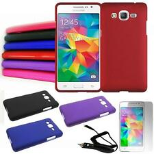 Phone Case For Samsung Galaxy J3 Sky Hard Cover Car Charger Screen Protector