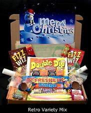 Personalised Christmas Sweet & Chocolate Gift Boxes Liquorice Stocking Filler