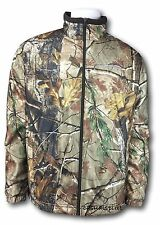 Columbia mens PHG fleece lined insulated Realtree camo hunting jacket coat