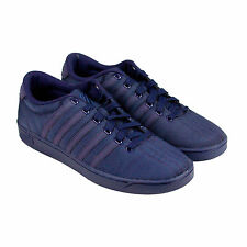 K-Swiss Court Pro 2 CMF Mens Blue Synthetic Athletic Training Shoes