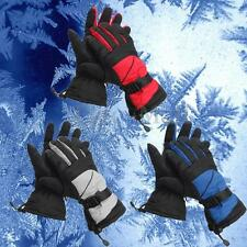Men Winter Outdoor Sports Cycling Warm Windproof Ski Snowboard Motorcycle Gloves
