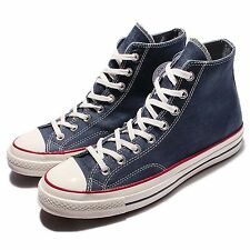 Converse Chuck Taylor All Star 70 Blue Whtie Denim Mens Casual Shoes 153830C