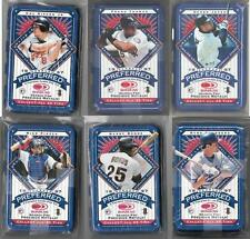 1997 Donruss Preferred Tins (Empty) ** Pick Your Team **
