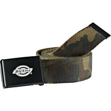 Dickies Orcutt Mens Belt Web - Camouflage One Size