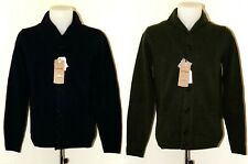 BEN SHERMAN MENS CARDIGAN ME00275 size XS S M BLUE Or GREEN JACKET JERSEY