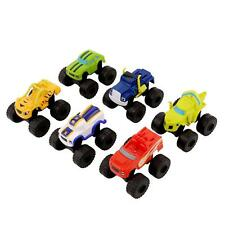 Education Blaze and Monster Machines Vehicles Diecast Toy Racer Cars Trucks Gift