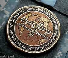 PRIVATE MILITARY CONTRACTOR PMC DIPLOMATIC SECURITY SERVICES DSS PATCH: DynCorp